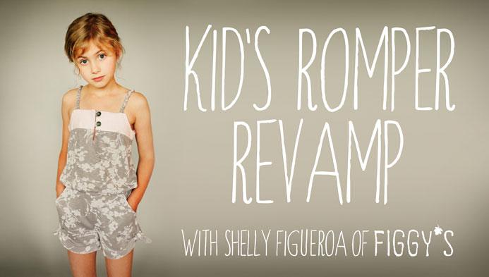 Kids Romper Revamp