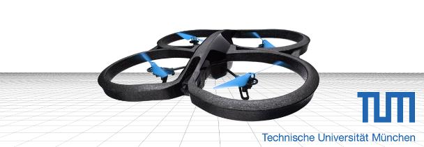 Autonomous Navigation for Flying Robots
