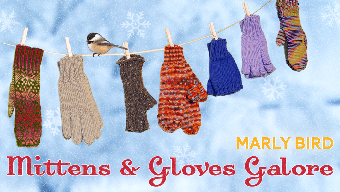 Mittens and Gloves Galore