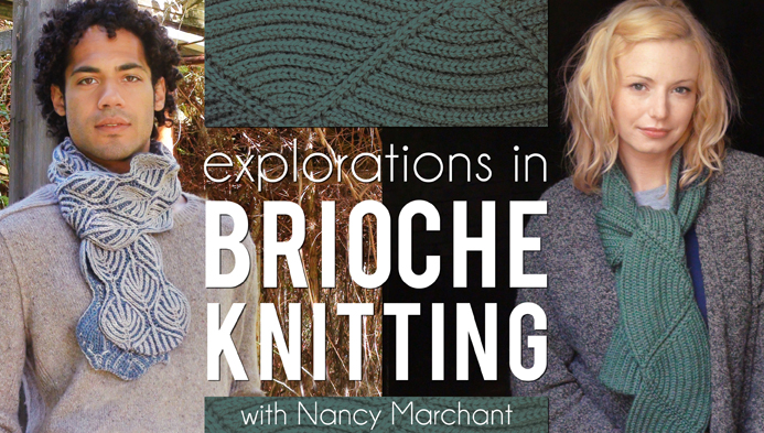 Explorations in Brioche Knitting