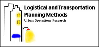 Logistical and Transportation Planning Methods