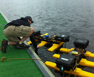 Marine Autonomy, Sensing and Communications