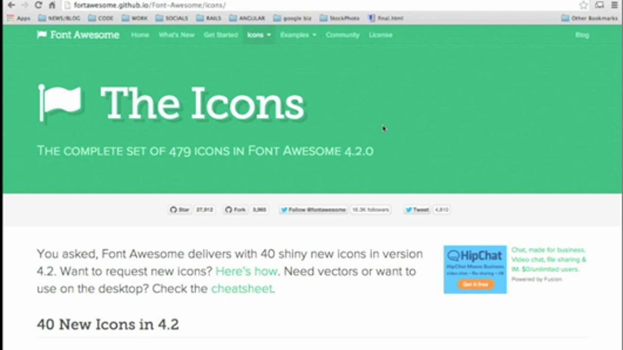 Create a Portfolio Site with HTML, CSS & Bootstrap