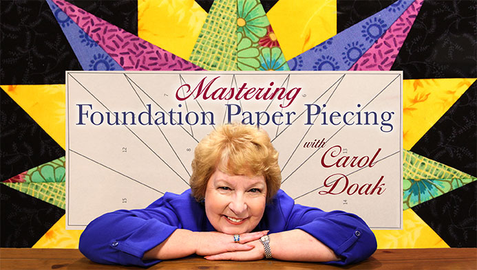 Mastering Foundation Paper Piecing
