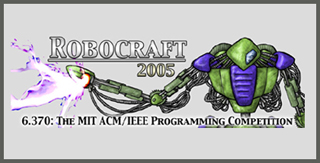 Robocraft Programming Competition