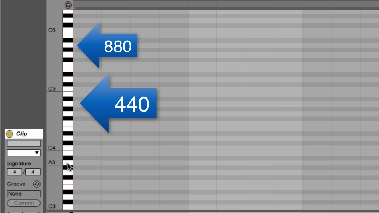 Music Theory: Exploring Sound, Rhythm, and Melody on the MIDI Grid