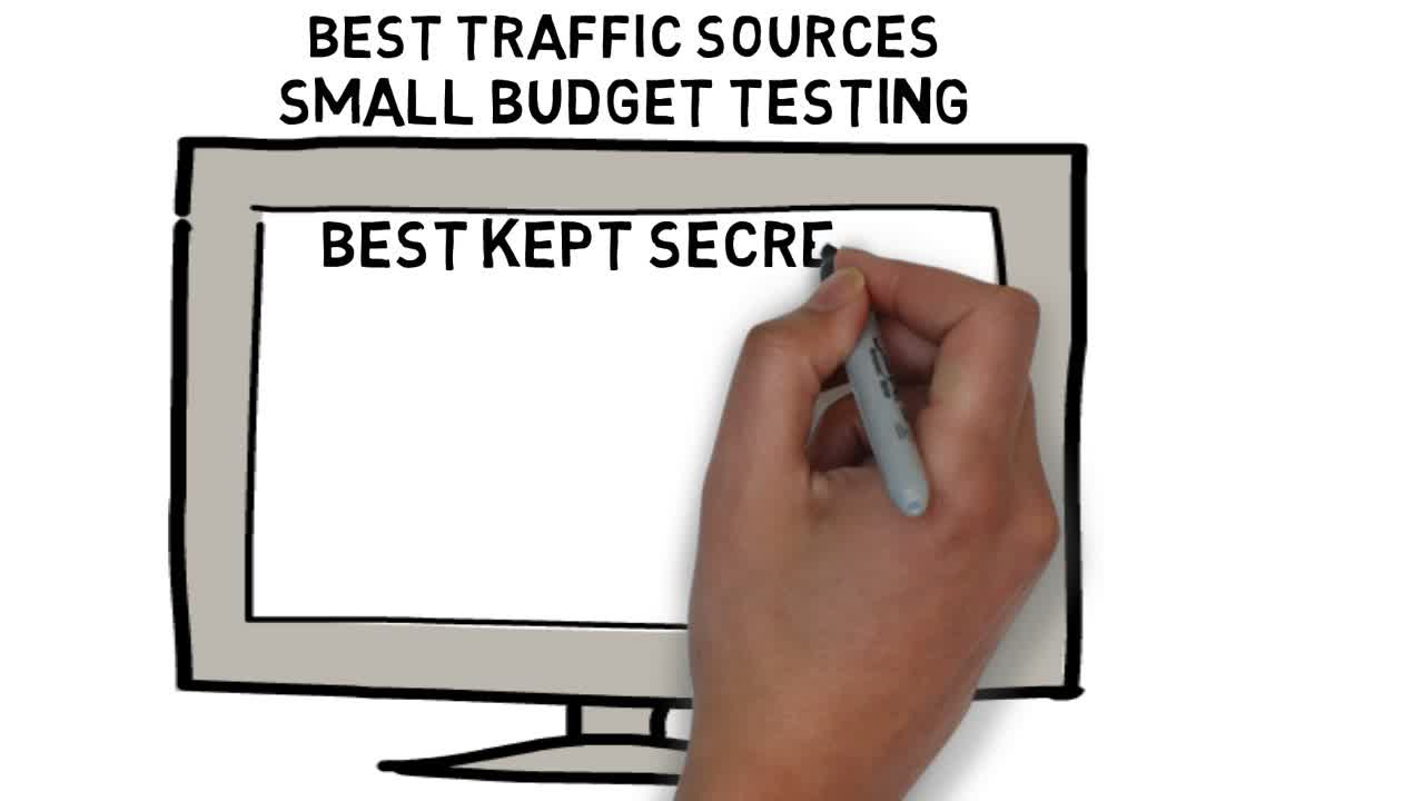 Top Affilliate Marketing Web Traffic Sources Revealed