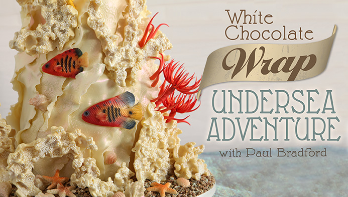 White Chocolate Wrap: Undersea Adventure