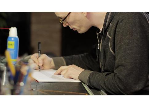 Stefan G. Bucher, Designer, Illustrator, and Writer