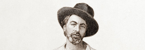 Poetry in America: Whitman