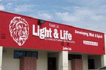 East Los Angeles Light & Life Christian School
