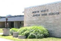 North Scott Junior High School