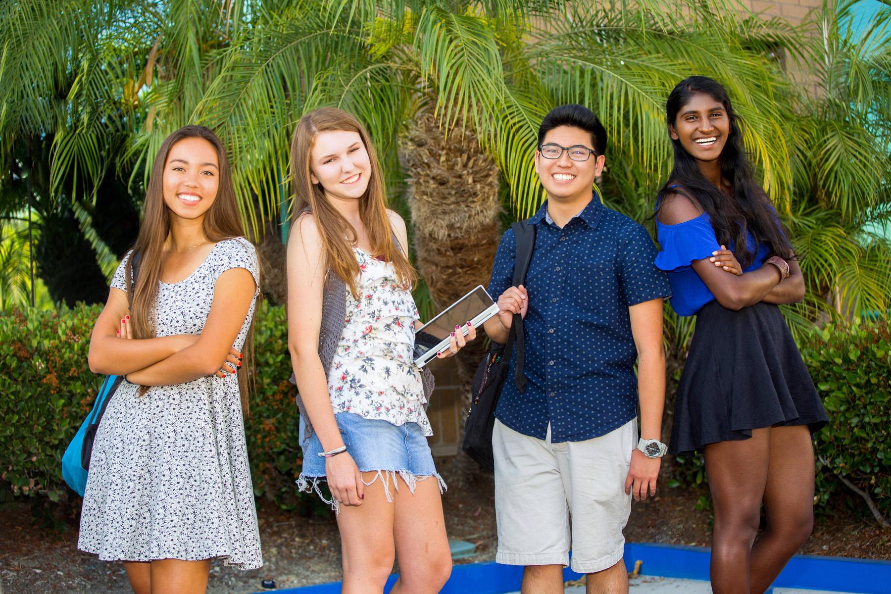 Halstrom High School-Anaheim Hills