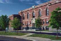 Major Sheldon Wheeler Middle School