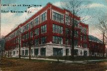 Central High Area Learning Center