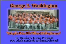 George E. Washington Elementary School