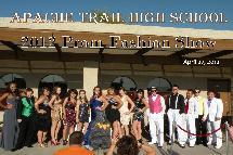 Apache Trail High School