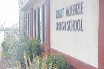 Kermit McKenzie Junior High School