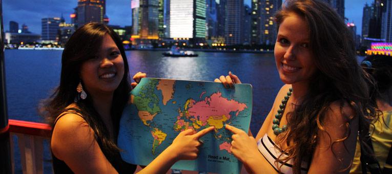 Summer Business, Language + Culture