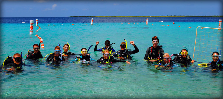 Summer Tropical Marine Ecology + Conservation