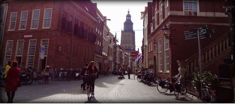 Contemporary Netherlands Studies (Groningen + Amsterdam)