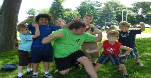 Tri Cities Family YMCA Day Camp