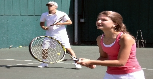 Joel Ross Tennis & Golf Camp